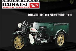 DAIHATSU HD Three-Wheel Vehicle (1931)