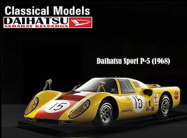 Daihatsu SportP-5 1968
