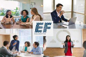 Kursus Bahasa Inggris Profesional di EF Adults