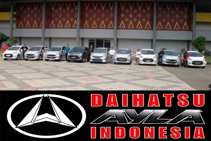 Daihatsu Ayla Indonesia (DAI)