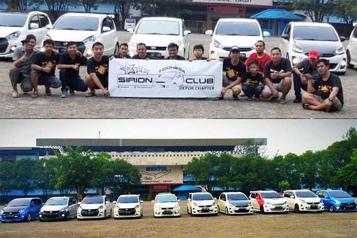Klub Daihatsu Sirion Indonesia Club