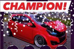 Juara Pertama (Champion of) DDeC 2020