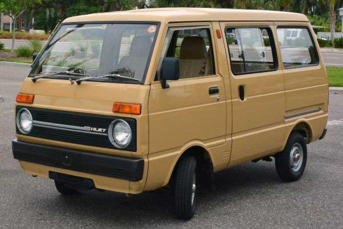 Mobil Daihatsu Tua